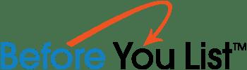 Before You List™ Logo